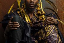 TY Bello's New Portraits of Adekunle Gold-Becoming King