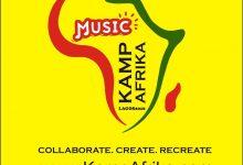 Musik Kamp Afrika Lagos 2016