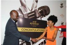 ETIHAD AIRWAYS SPONSORS WINNER OF 'THE VOICE NIGERIA'