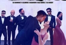 "New Music: DJ Enimoney – ""Send Her Money"" ft Lk Kuddy, Kizz Daniel, Olamide & Kranium"