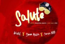 New Music: Wizkid X Ceeza Milli X Simon Kassa – Salute