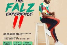 The Falz Experience II is Here & We're Ready | June 8th