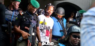 Niara Marley appears before Federal High Court in Lagos