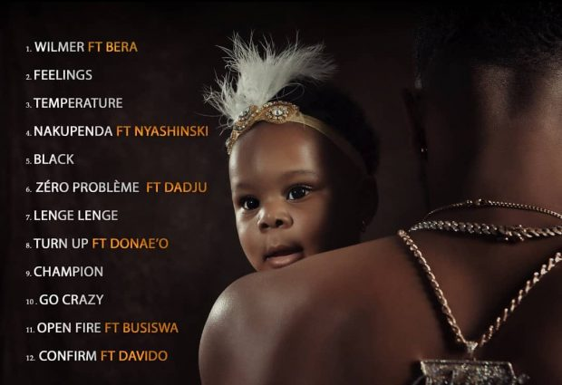 Patoranking to release new album, 'Wilmer' on friday