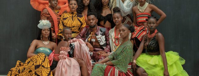 Patoranking's New video is his most stylish yet! Styled by Alexander Julian, featuring 5 Nigeria Designers and more.