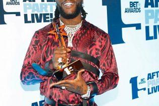 Burna Boy wins 2019 BET Best International Act award