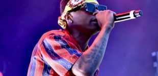 Wizkid thrills 15,000-strong crowd at 'The Ends' festival