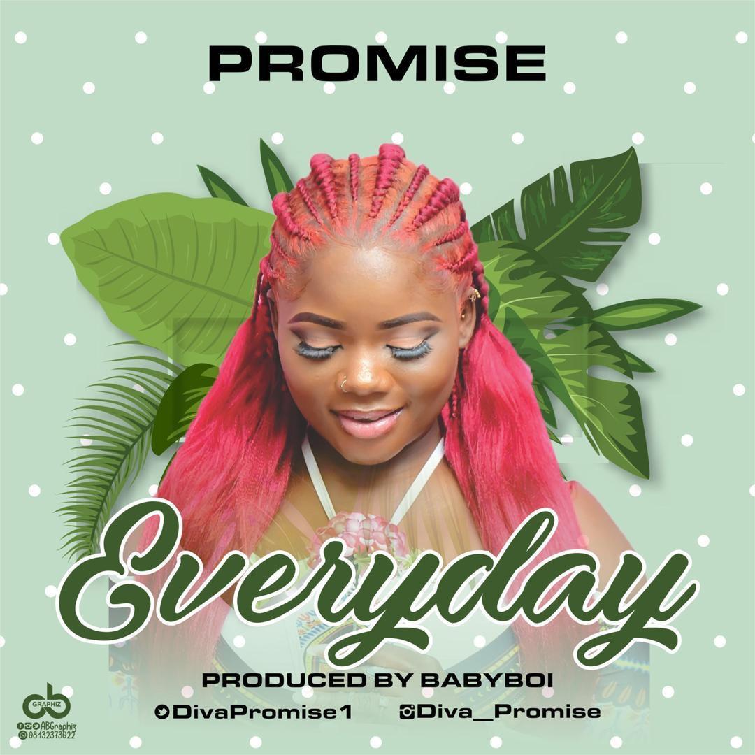 """Promise – """"Everyday"""""""