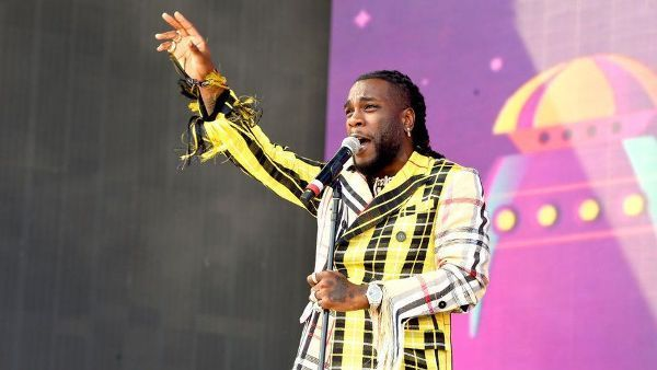 Burna Boy breaks UK music chart