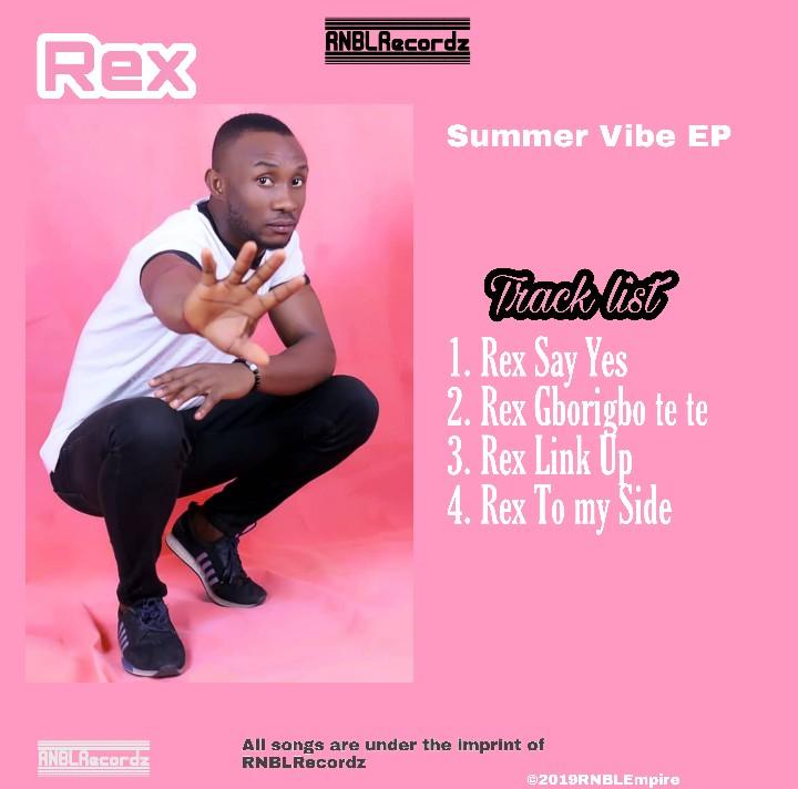 Rex – Summer vibe (EP)