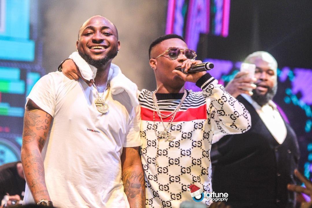 Wizkid, Davido top Billboard sales charts