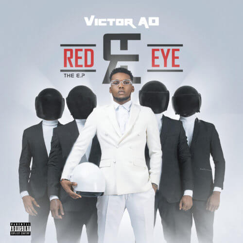 "Victor AD – ""Red Eye"" (The EP)"