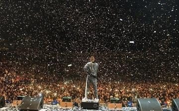 Wizkid thrills the O2 Arena in London [Video]